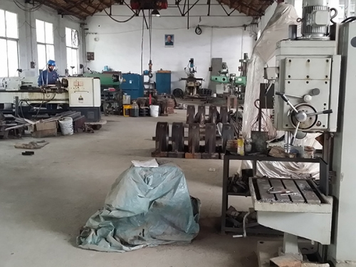 江陵机械后排车间