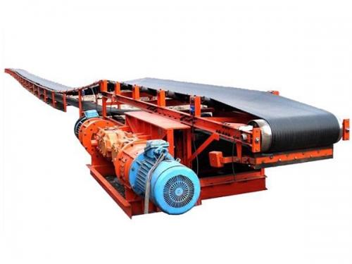 矿用固定带式输送机4