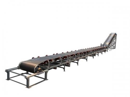 矿用固定带式输送机3