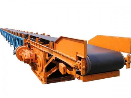 矿用固定带式输送机2