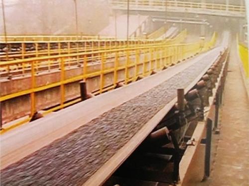 矿用固定带式输送机