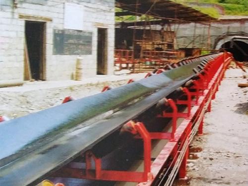 矿用固定带式输送机1