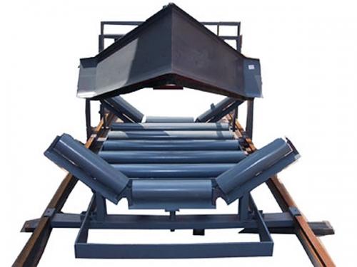 双犁头复式卸料器1