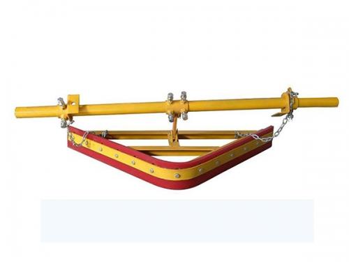 DH-V型高净度头部空段带清扫器